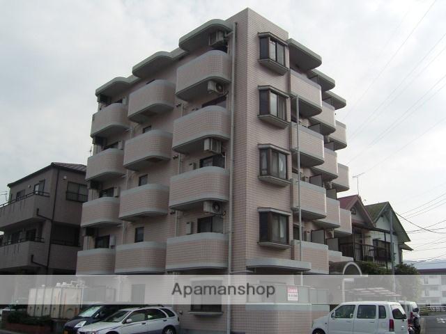 広島県広島市安佐北区、玖村駅徒歩7分の築26年 5階建の賃貸マンション