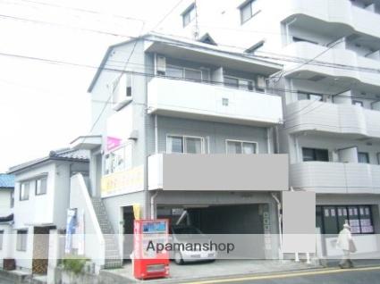 広島県広島市安佐南区、大町駅徒歩4分の築22年 3階建の賃貸マンション