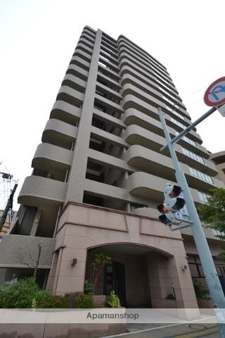 広島県広島市中区、土橋駅徒歩4分の築18年 15階建の賃貸マンション
