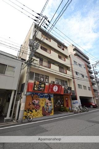 広島県広島市中区、本川町駅徒歩5分の築32年 5階建の賃貸マンション