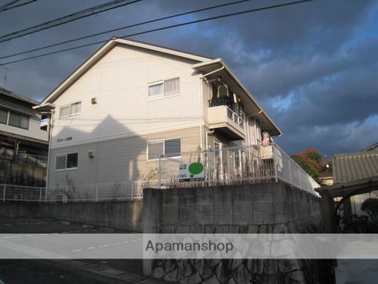 広島県広島市安佐南区、上安駅徒歩12分の築21年 2階建の賃貸アパート