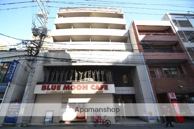 広島県広島市中区、立町駅徒歩8分の築26年 8階建の賃貸マンション