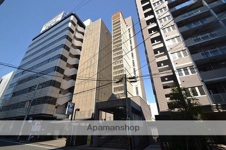 広島県広島市中区、稲荷町駅徒歩4分の築33年 11階建の賃貸マンション