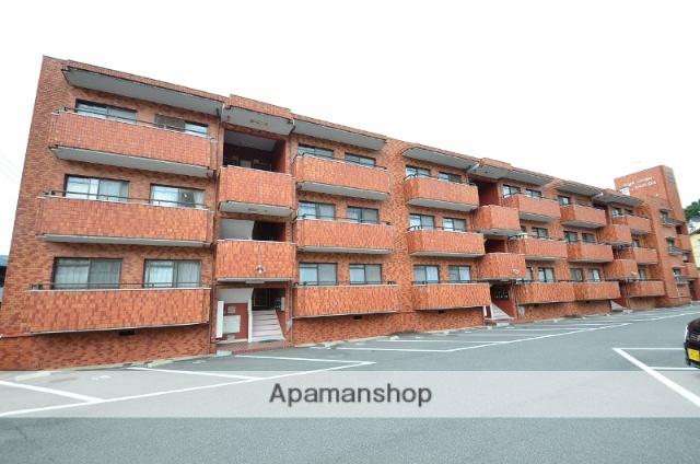 広島県広島市安佐南区、上安駅徒歩11分の築33年 3階建の賃貸マンション