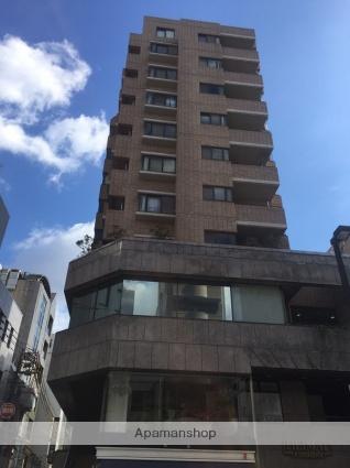 広島県広島市中区、本通駅徒歩7分の築33年 12階建の賃貸マンション