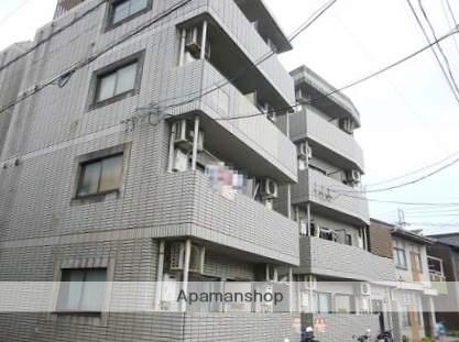 広島県広島市西区、古江駅徒歩13分の築28年 4階建の賃貸マンション