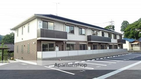 広島県広島市安佐北区、可部駅バス6分下町屋下車後徒歩7分の築2年 2階建の賃貸アパート
