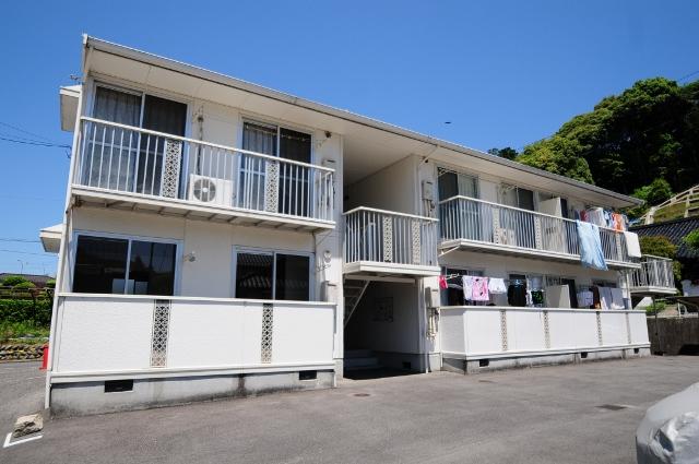 広島県広島市安佐北区、安芸矢口駅徒歩12分の築25年 2階建の賃貸アパート