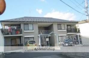 広島県広島市安佐北区の築24年 2階建の賃貸アパート