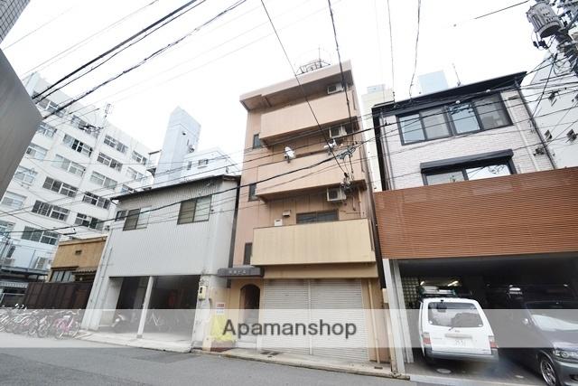 広島県広島市中区、原爆ドーム前駅徒歩6分の築32年 4階建の賃貸マンション