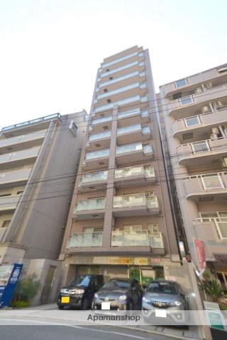広島県広島市中区、稲荷町駅徒歩7分の築5年 12階建の賃貸マンション
