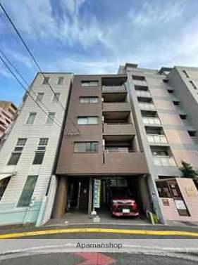 広島県広島市中区、鷹野橋駅徒歩7分の築23年 5階建の賃貸マンション