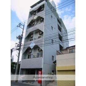 広島県広島市西区、草津駅徒歩5分の築25年 6階建の賃貸マンション