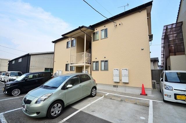 広島県広島市安佐南区、下祇園駅徒歩16分の築5年 2階建の賃貸アパート