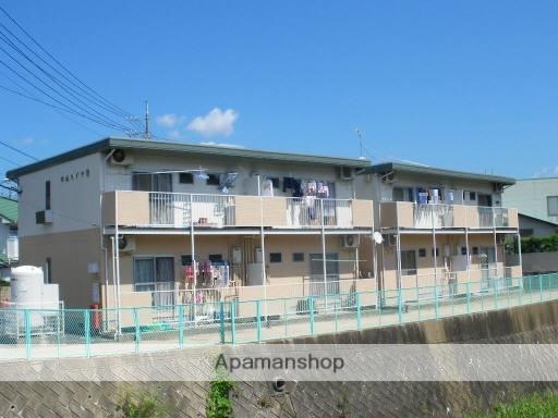 広島県広島市安佐南区、長楽寺駅徒歩12分の築34年 2階建の賃貸アパート