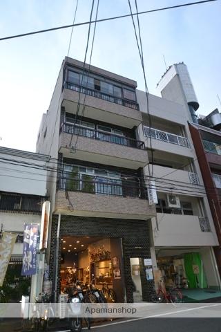 広島県広島市中区、本川町駅徒歩5分の築43年 5階建の賃貸マンション