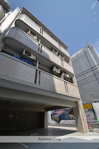 広島県広島市西区、東高須駅徒歩13分の築28年 4階建の賃貸マンション