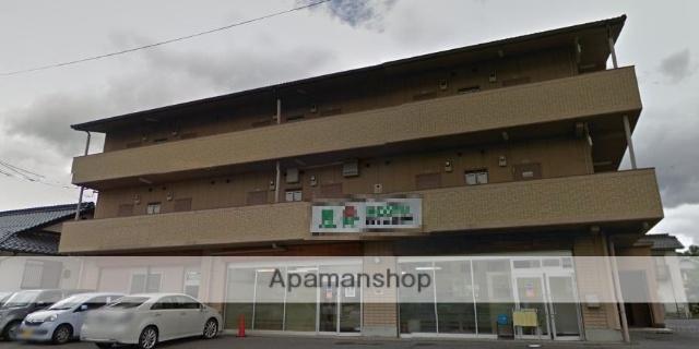 広島県広島市安佐南区、伴駅徒歩19分の築24年 3階建の賃貸マンション