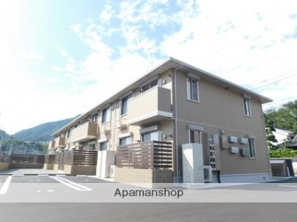 広島県広島市安佐北区、可部駅徒歩18分の新築 2階建の賃貸アパート