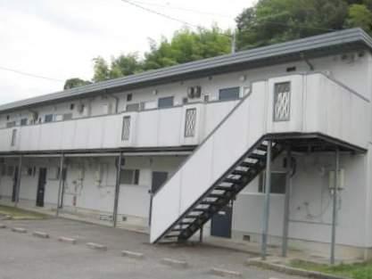 広島県広島市安佐北区、玖村駅徒歩20分の築35年 2階建の賃貸アパート