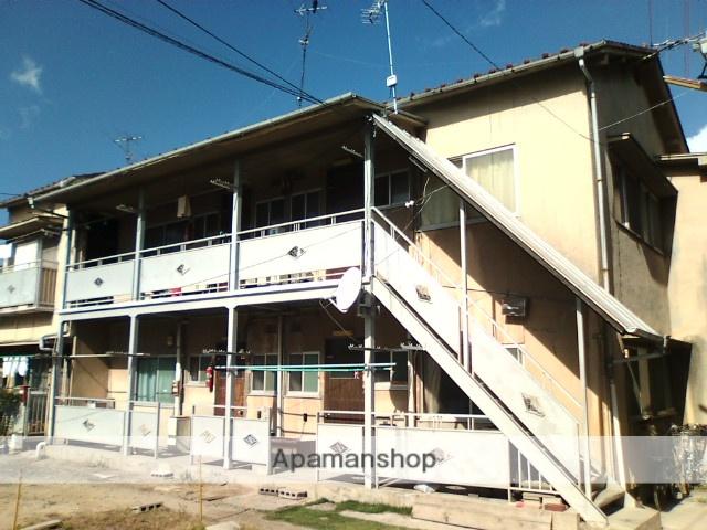 広島県広島市中区、舟入川口町駅徒歩20分の築38年 2階建の賃貸アパート