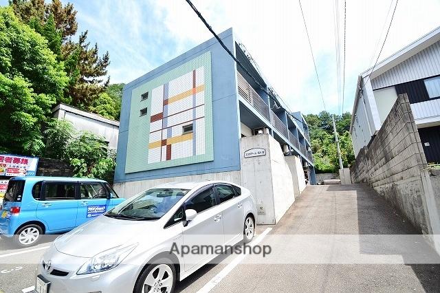広島県広島市東区、矢賀駅徒歩17分の築10年 2階建の賃貸テラスハウス