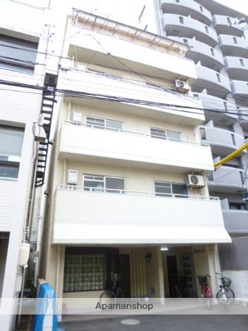 広島県広島市中区、本川町駅徒歩4分の築33年 5階建の賃貸マンション