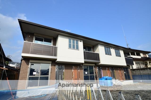 広島県広島市安佐北区、可部駅徒歩17分の築3年 2階建の賃貸アパート