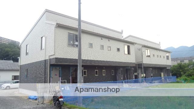 広島県広島市安佐北区、中深川駅徒歩15分の築2年 2階建の賃貸アパート