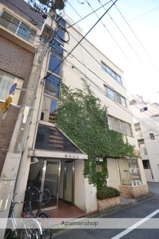 広島県広島市中区、稲荷町駅徒歩7分の築40年 5階建の賃貸マンション