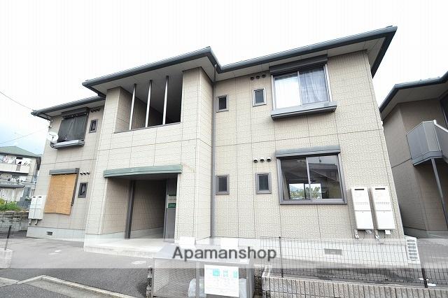 広島県広島市安佐南区、上安駅徒歩11分の築16年 2階建の賃貸アパート