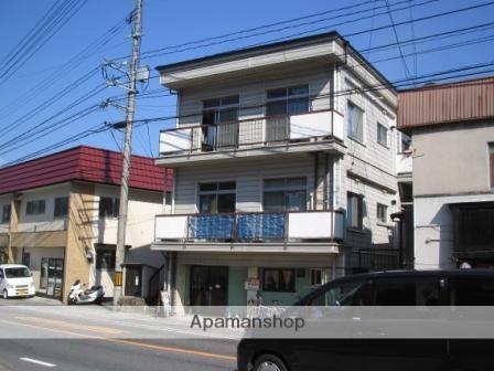 広島県広島市安佐南区、高取駅徒歩13分の築35年 3階建の賃貸マンション