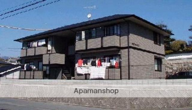 広島県広島市安佐北区、中島駅徒歩18分の築16年 2階建の賃貸アパート