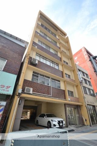 広島県広島市南区、稲荷町駅徒歩5分の築34年 6階建の賃貸マンション