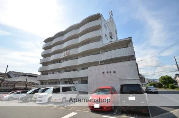 広島県広島市安佐南区、西原駅徒歩9分の築28年 6階建の賃貸マンション