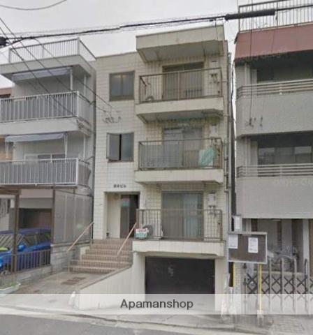広島県広島市南区、海岸通駅徒歩7分の築27年 4階建の賃貸マンション