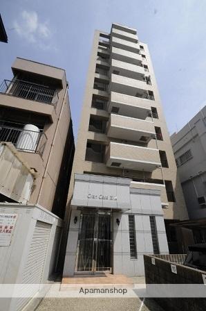 広島県広島市西区、横川駅徒歩7分の築12年 10階建の賃貸マンション