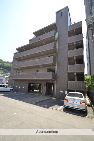 広島県広島市東区、縮景園前駅徒歩16分の築16年 5階建の賃貸マンション