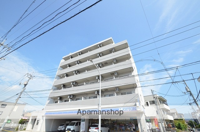 広島県広島市安佐南区、下祇園駅徒歩15分の築10年 6階建の賃貸マンション