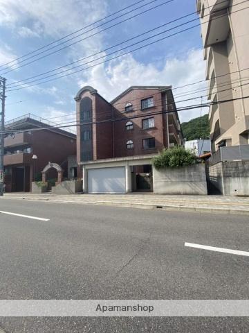 広島県広島市東区、広島駅徒歩13分の築24年 4階建の賃貸マンション