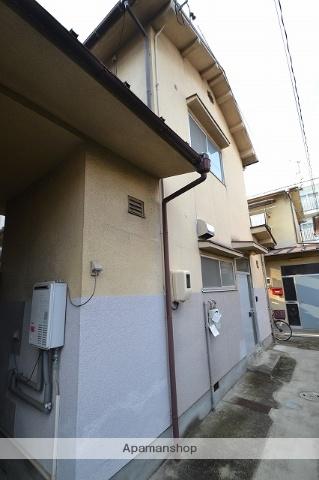 広島県広島市南区、南区役所前駅徒歩9分の築36年 2階建の賃貸一戸建て