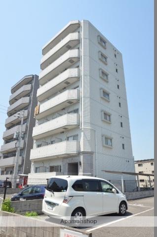 広島県広島市安佐南区、古市橋駅徒歩13分の築7年 7階建の賃貸マンション
