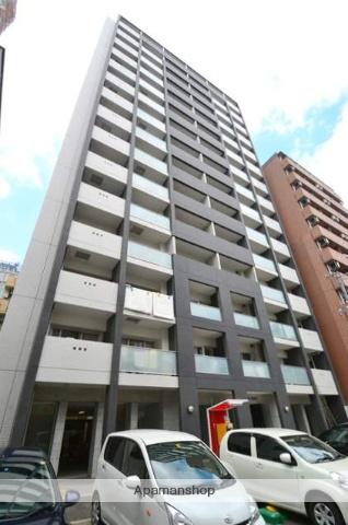 広島県広島市中区、土橋駅徒歩4分の築9年 15階建の賃貸マンション