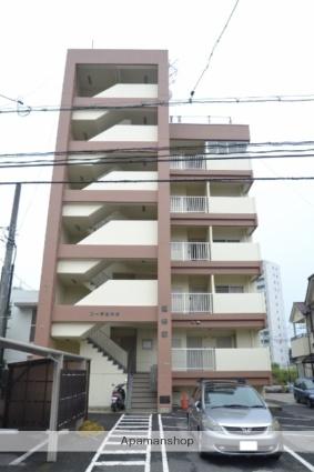 広島県広島市南区、猿猴橋町駅徒歩10分の築29年 5階建の賃貸アパート