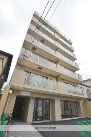 広島県広島市南区、的場町駅徒歩17分の新築 8階建の賃貸マンション