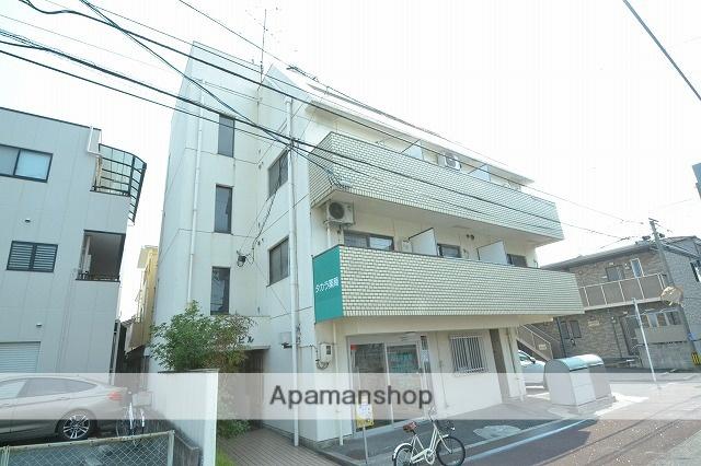 広島県広島市南区、海岸通駅徒歩7分の築29年 4階建の賃貸マンション