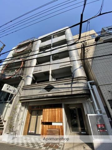 広島県広島市中区、本通駅徒歩7分の築18年 7階建の賃貸マンション