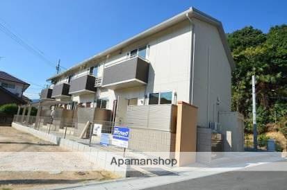 広島県広島市安佐南区、大町駅徒歩20分の新築 2階建の賃貸アパート