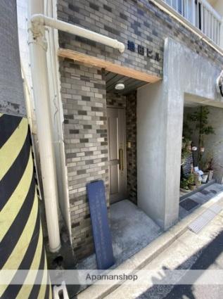 迫田ビル[1K/33.69m2]のエントランス