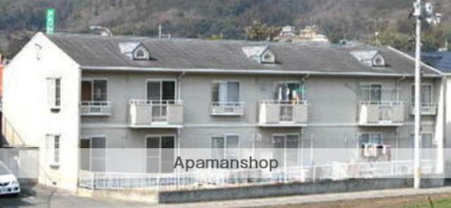 広島県広島市安佐南区、玖村駅徒歩20分の築25年 2階建の賃貸アパート